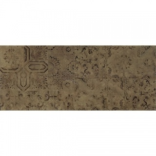 Плитка Patchwork brown wall 03 250х600